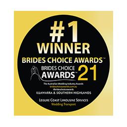 Brides Choice Awards 2021 Winner