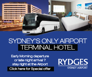 Airport Sydney Accomodation