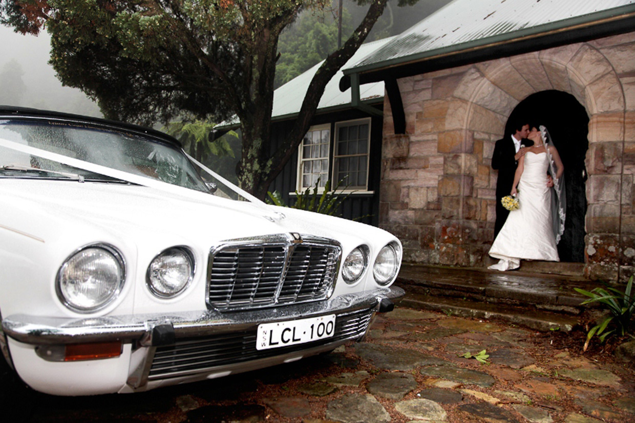 Leisure coast limousines wedding car hire